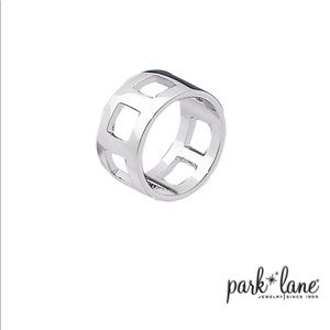 Park Lane Silver 'Unisex' Ring